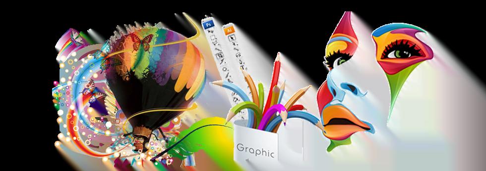 خدمات التصميم والجرافيك